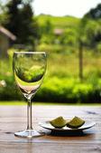 Copa de vino — Foto de Stock