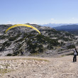 Paragliding — Stock Photo #40270213