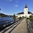 Stock Photo: Schloss Orth