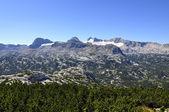 Посмотрите на скалистых гор — Стоковое фото