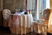 Set de table — Photo