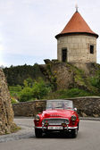 Vintage car — Стоковое фото