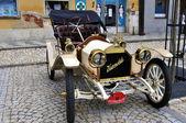 Vintage bil — Stockfoto