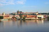 The Prague in the evening. — ストック写真