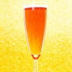 Champagne Flute — Stock Photo