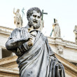 Saint Peter — Stock Photo #27148543