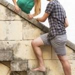 Romantic couple — Stock Photo #29562849