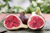 Half figs — Stock Photo