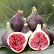 Fig fruit is a healthy food — Stock Photo