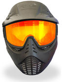 Paint ball mask — Stock Photo