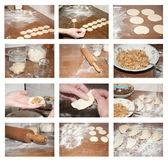 Dumplings — Stock Photo
