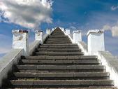 Stairway to heaven — Stock Photo