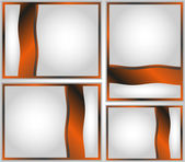 Background frame — Stock Vector