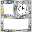 Clock — Stock Vector #32055943