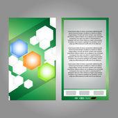 Booklet — Stock Vector