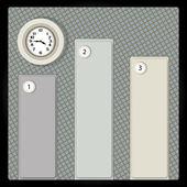 Banner — Stock Vector