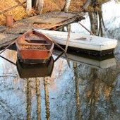 Boats — Stock Photo