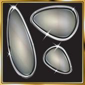 Glas — Stockvektor