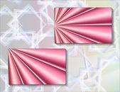 カード — ストックベクタ