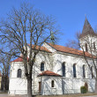 Stock Photo: Church St. JNepomucky Podoli near Brno