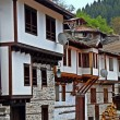 Historic village of Shiroka Laka, Bulgaria — Stock Photo