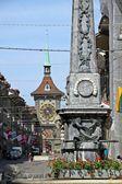 Town centre of Berne, Switzerland — Stock Photo
