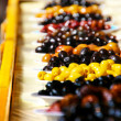 Greek olives in sun — 图库照片 #27801467