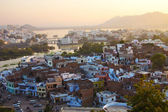 Panorama of Udaipur — Stock Photo