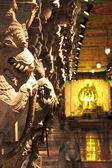 Meenakshi Amman Temple Madurai interior — Stock Photo