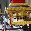 Ancient royal carriage in Bangkok — Stock Photo