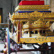 Foto de Stock  : Ancient royal carriage in Bangkok