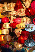 Colorful lanterns in Hoi An, Vietnam — Stock Photo