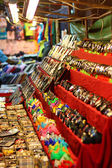 Market stall at Chatuchak, Bangkok — Stock Photo