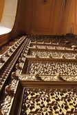 Portes de palais du rajasthan — Photo