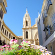 Santo Christo Church in Malaga — Stock Photo #29620129