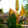 Royal Palace Phnom Penh — Stock Photo