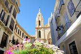Santo Christo Church in Malaga — Stock Photo