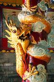 Храм Као Дай во Вьетнаме — Стоковое фото