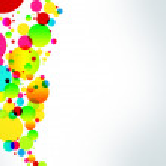 Абстракция, яркие цвета — Stock Photo