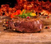 Steaks — Stock Photo