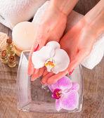 Manicure concept — Stock Photo