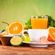 Fresh juice — Stock Photo