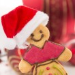 christmas gingerbread — Stock fotografie #35017227