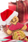 christmas gingerbread — Stock fotografie