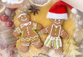 Pão de natal — Foto Stock