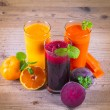 Fresh juice — Stock Photo #36398679