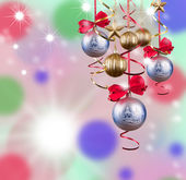 圣诞节作文 — 图库照片
