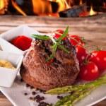 Steak — Stock Photo #48232495
