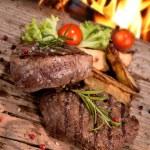 Steak — Stock Photo #48232555