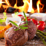 Steak — Stock Photo #49326233